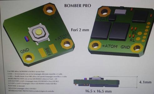 BOMBER PRO CUSTOM MOSFET